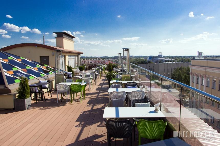 Презентация нового жилого комплекса 7 небо гомск