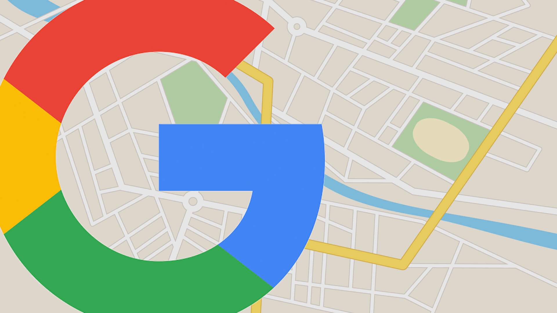 google maps - HD1920×1080