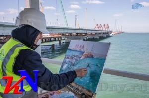 Керченский мост провезут по Крыму - «Керчь»