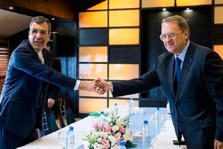 ВСочи пройдут трёхсторонние переговоры поСирии - «Россия»