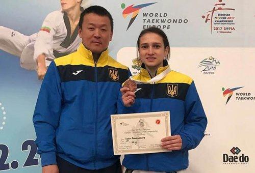 Тхеквондистка Ирина Ромолданова признана лучшей спортсменкой декабря в Украине - «Спорт»