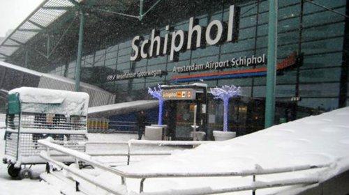 Аэропорт Амстердама отменил все рейсы из-за снежной бури - «Новости Армении»
