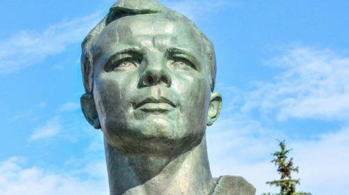 Вцентре Вифлеема открыли памятник Юрию Гагарину - «Россия»
