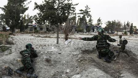 Сирийская армия готовит наступление наисламистов вВосточной Гуте - «Ближний Восток»