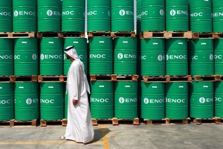 Дисциплина Саудовской Аравии вывела нефть натрёхнедельные пики - «Ближний Восток»