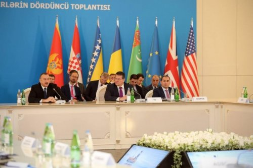 Грузия, Азербайджан иТурция договорились развивать «Южный газовый коридор» - «Большой Кавказ»