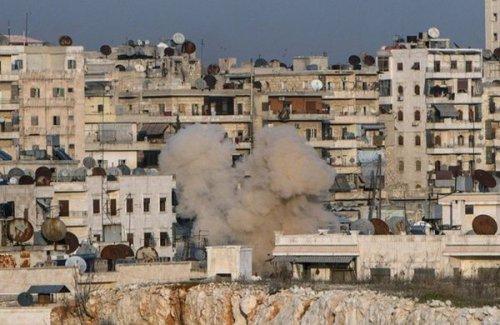 Врезультате обстрела Дамаска российские военнослужащие непострадали - «Происшествия»