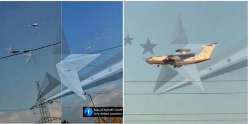 Арабские СМИ сообщают о прибытии новых Су-57 в Сирию - «Военные действия»