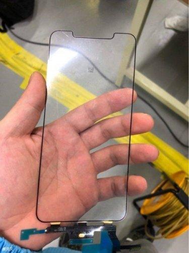 В сеть попали первые снимки дисплея IPhone X Plus - «Интернет»