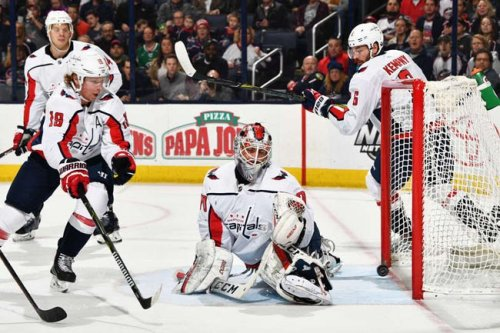 НХЛ. «Коламбус» разгромил «Вашингтон», «Торонто» по буллитам проиграл «Тампе» и другие результаты (+Видео) - «Хоккей»