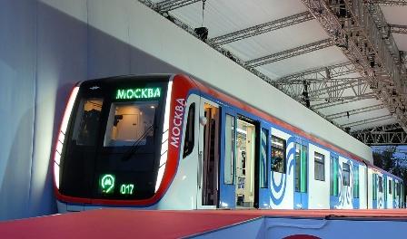 «Метровагонмаш» отправил первый состав поездов «Москва» вАзербайджан - «Общество»