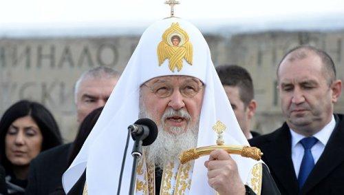 Глава РПЦ напомнил Болгарии отом, кто еёосвободил - «Европа»