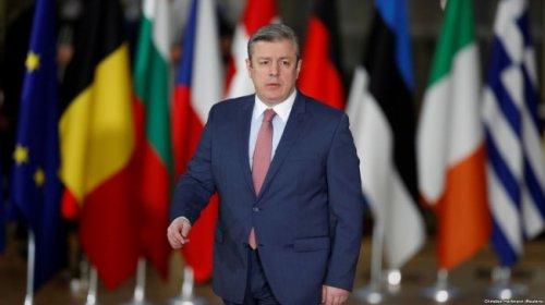 Обращение Квирикашвили: «мул сбурдюками нефти» отдернул ножку - «Большой Кавказ»