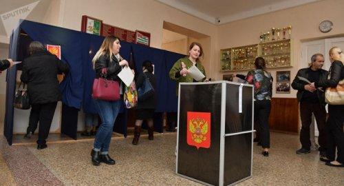 Наизбирательных участках вАбхазии— «всюду очень хорошая явка» - «Большой Кавказ»