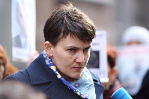 НаУкраине обнародовали представление генпрокурора наарест Савченко - «Украина»