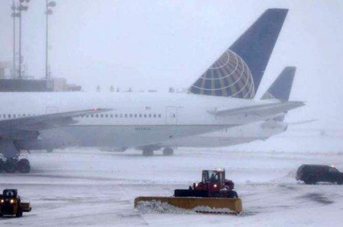 Авиакомпании отменили тысячи рейсов в США в ожидании снежного урагана - «Новости Армении»