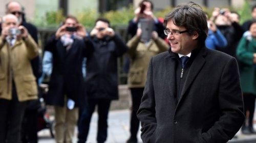 Карлес Пучдемон задержан вГермании - «Политика»