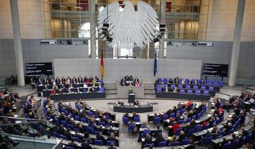 Вгерманском бундестаге подняли вопрос остатусе неграждан вПрибалтике - «Европа»