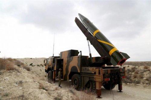 Турция впервые испытала баллистические ракеты своего производства - «Ближний Восток»