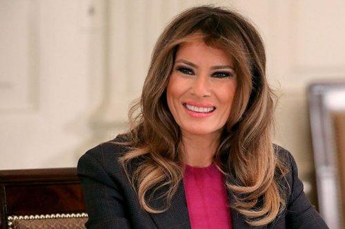 На фоне слухов о невыносимой жизни в Белом доме Мелания Трамп показала счастливую фотографию с мужем - «Культура»