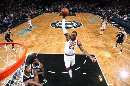 НБА. «Кливленд» обыграл «Бруклин», «Хьюстон» победил «Атланту», «Голден Стэйт» проиграл «Юте» (+Видео) - «Баскетбол»