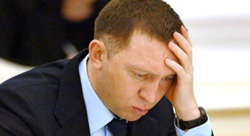 Акции компаний Дерипаски упали после его включения всанкционный список - «Экономика»