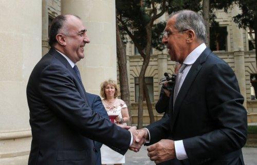 Главы МИД России иАзербайджана обсудили предстоящий саммит поКаспию - «Политика»