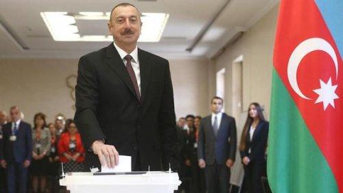 ВАзербайджане огласили итоги президентских выборов: Ильхам Алиев— 86,03% - «Большой Кавказ»