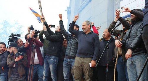 Пашинян: Если на митингах оппозиции наберется столько народа, что заполнит проспект Маштоца по всей длине, то смена власти в Армении гарантирована - «Новости Армении»