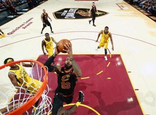 НБА. Плей-офф. «Кливленд» сравнял счет в серии с «Индианой», «Хьюстон» удвоил преимущество над «Миннесотой» (+Видео) - «Баскетбол»