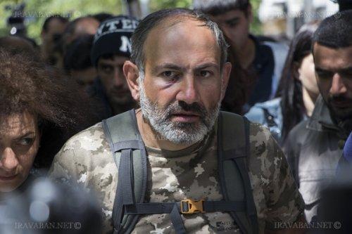 Никол Пашинян несобирается менять внешнеполитические ориентиры Армении - «Большой Кавказ»
