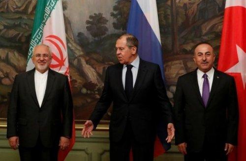 Лавров: Россия, Иран иТурция должны помочь Сирии вборьбе стерроризмом - «Россия»