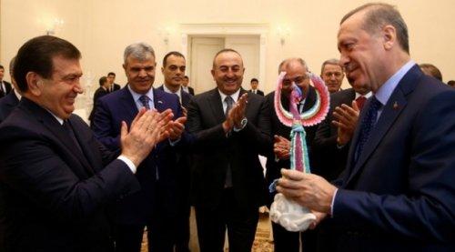 Визит Эрдогана вУзбекистан— возвращение «народину отцов» - «Аналитика»