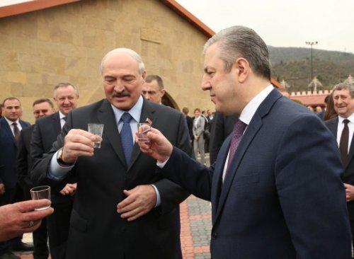 «Русский Квирикашвили» Лукашенко иновая волна русофобии вГрузии - «Политика»