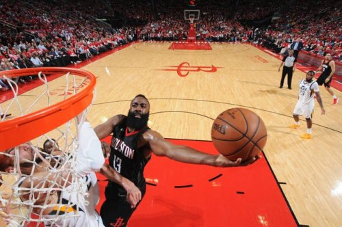 НБА. «Юта» сравняла счет в серии с «Хьюстоном» (+Видео) - «Баскетбол»