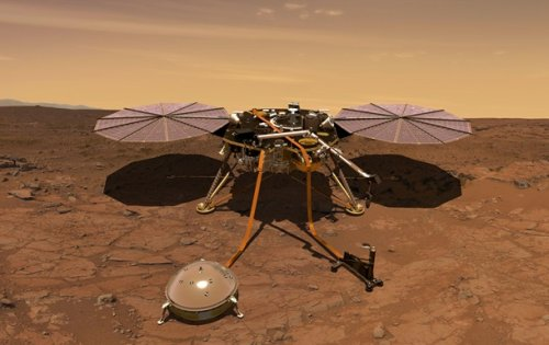 Исследователь недр. Новая миссия NASA на Марсе