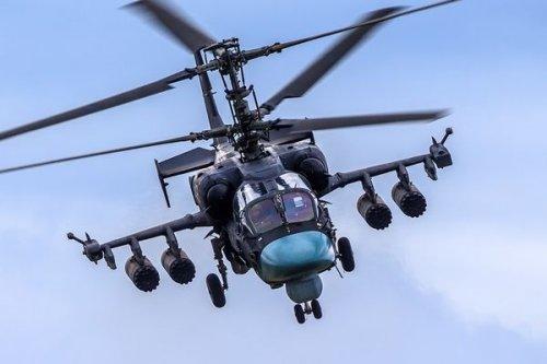 ВМинобороны назвали предварительную версию крушения Ка-52 вСирии - «Новости Дня»