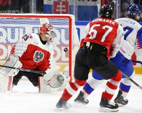 ЧМ по хоккею-2018. Латвия забросила 5 шайб Южной Корее, Австрия проиграла Словакии - «Хоккей»
