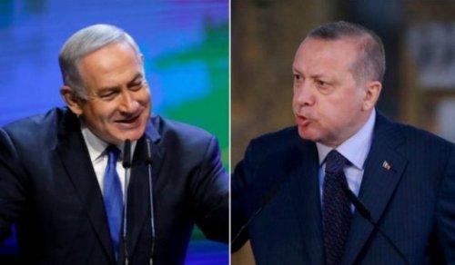 Нетаньяху посоветовал Эрдогану «нечитать мораль» Израилю - «Происшествия»
