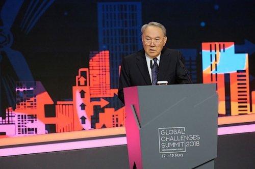 ВАстане открылся экономический форум Global Challenges Summit - «Технологии»