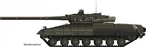 """Правда и ложь о перспективном советском танке """"Боксёр"""" (объект 447) - «Военные действия»"""