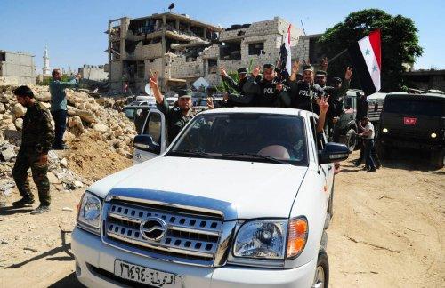 Ситуация в Сирии. Американцы понесли потери в Хасаке - «Военные действия»