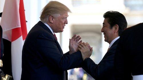 Президент США ипремьер Японии проведут переговоры вВашингтоне - «Общество»
