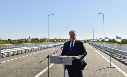Порошенко объявил опланах построить мост через Дунай - «Транспорт»