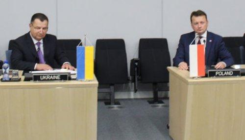 Министр обороны Польши призвал Европу поддержать стремление Украины вНАТО - «Европа»