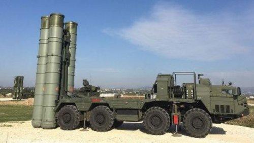 Российские С-400 минимизируют внешнюю зависимость Турции— министр - «Технологии»