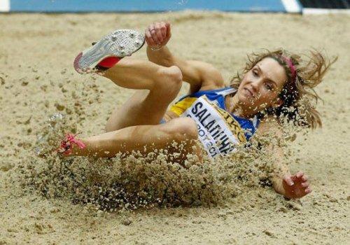 Ольга Саладуха – седьмая в тройном прыжке на этапе «Бриллиантовой лиги» в Осло - «Легкая атлетика»