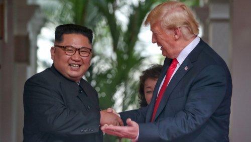 Путин высоко оценил встречу Трампа и Кима - «Новости дня»