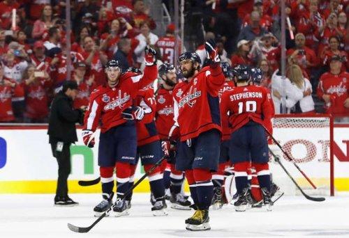 НХЛ. Финал Кубка Стэнли. «Вашингтон» вышел вперед в серии с «Вегасом» (+Видео) - «Хоккей»