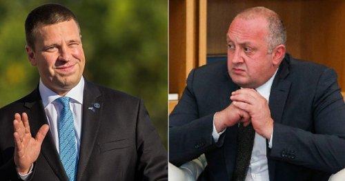Премьер Эстонии Ратас: мырады будем увидеть Грузию вНАТО - «Большой Кавказ»